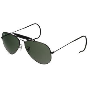 5304b4547 Oculos Ray Ban Cacador Preto - Óculos no Mercado Livre Brasil