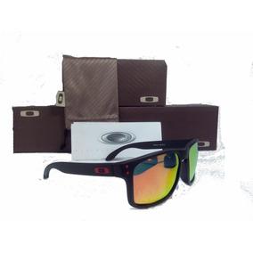 3b32badc60530 Oculos Oakley Holbrook Vermelho - Óculos no Mercado Livre Brasil