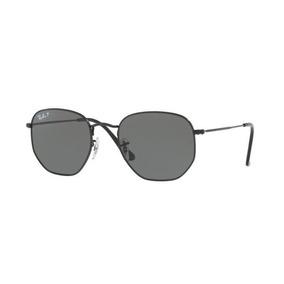 ed4d4e15f1b3c Ray Ban Hexagonal Polarizado - Óculos no Mercado Livre Brasil