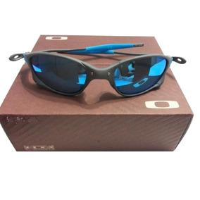 9fd3db2a2c5b6 Oculos Juliet Azul - Óculos De Sol Oakley Juliet no Mercado Livre Brasil