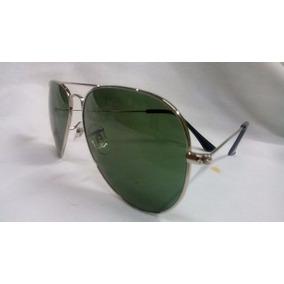 3e1d8fd5760fe Ray Ban Aviador 3024 Prata Lentes Espelhadas Frete Gratis - Óculos ...