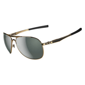 3882c00d7c728 Dark Grey Original Oakley Inmate Polished Gold - Óculos no Mercado ...