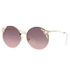 907b8e6b6565c Oculos Miu Miu Renoir Fosco - Óculos no Mercado Livre Brasil