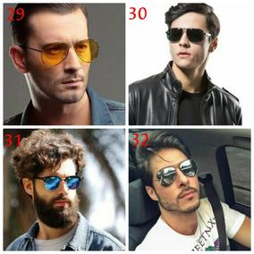 9daa4ed9352bb Oculos De Sol Quadrado Masculino Grande - Óculos no Mercado Livre Brasil