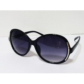 97db2bcc3129e Óculos Retrô Formato Bem Grande De Sol - Óculos no Mercado Livre Brasil