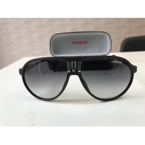 6e162ab8be7d2 Óculos De Sol Carrera Aviador Preto Lente Degrade - Original