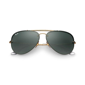 45c22c85b Ray Ban Rb 4188 100 De Sol Aviator - Óculos no Mercado Livre Brasil