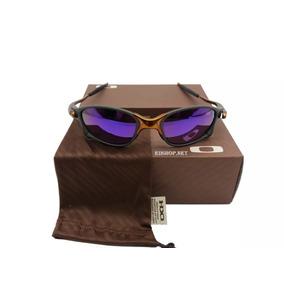 b6cbd1c18166a Juliet Lente Transparente Roxa Oakley - Óculos no Mercado Livre Brasil