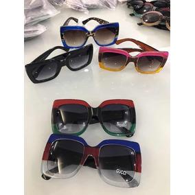 18fd0a1b3702c Replica Da Gucci - Óculos no Mercado Livre Brasil