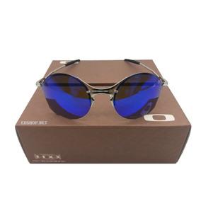 f2befb96ec5ba Óculos Oakley Tailend Lentes Azul Escuro + Certificado