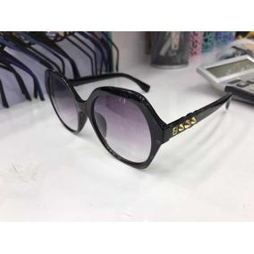 9d0e186122b97 Óculos Sol Fendi Tartaruga Legítimo - Óculos no Mercado Livre Brasil