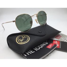 931bc004b314f Oculos Ray Ban Round Metal Classic - Óculos De Sol no Mercado Livre ...