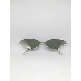 bb6d618c5ad10 Oculos De Sol Lente Pequena Retangular - Óculos no Mercado Livre Brasil