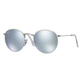 9a0b90e4c2b4c Ray Ban Réplica Primeira Linha Espelhado Prata - Óculos no Mercado ...