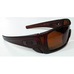 71c90473e8cc8 Oculos Batwolf Marron Fosco Lente Marron Polarizada + Case