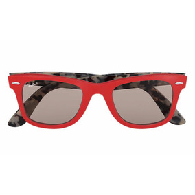 e5936bd68add9 Oculos Ray Ban Wayfarer Vermelho - Óculos De Sol no Mercado Livre Brasil
