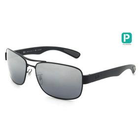a17381c1c 9a Aro 64, Lentes Polarizadas Ray Ban Original Rb 3498 002 - Óculos ...