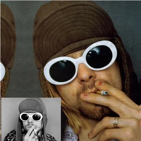 ec9d78e413eac Oculos Sol Retro Kurt Cobain Seattle Nirvana Grunge Punk Roc
