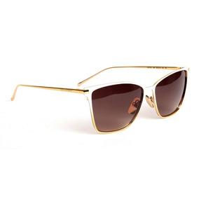 04441bfd7 Oculos De Sol Feminino Ana Hickmann Dourado - Óculos no Mercado ...