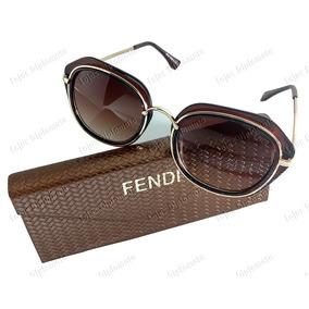 fb5fda4bf87c0 Oculos Redondo Grande De Sol - Óculos no Mercado Livre Brasil