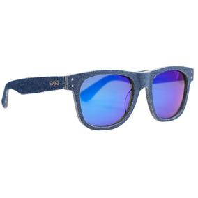 2486b40bb Óculos Sol Evoke On The Rocks Denin Azul Novo Caixa Madeira