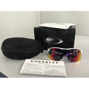 308d8690e Oculos Oakley Radarlock Xl Vented Jade Iridium E Yellow - Óculos no ...