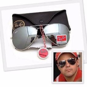 b3b217bc0 Oculos De Sol Aviador Masculino Feminino Prata - Calçados, Roupas e ...
