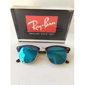8f9e97a0f Oculos Ray Ban Clubmaster Espelhado - Óculos no Mercado Livre Brasil