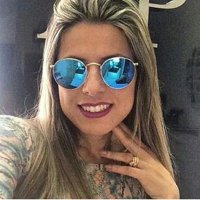 c6339bfdbb246 Óculos Espelhado Coleção 2019 Verão Praia Moda Vintage Lindo. R  39 12