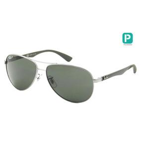 ecd6844942035 N5 Lente Polarizado De Sol Ray Ban Oculos Tech Rb 8316 002 - Óculos ...