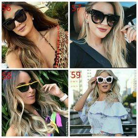 4a366008e816c Sacoleiraki Oculos De Sol Chanel - Óculos no Mercado Livre Brasil