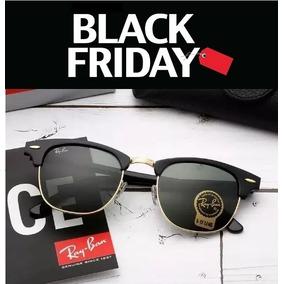 54e3acbe541c0 Rayban Clubmaster Rb3016 Grau - Óculos no Mercado Livre Brasil