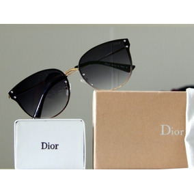 a2403229379fe Oculos De Sol Feminino Gatinha Outros Dior - Óculos no Mercado Livre ...