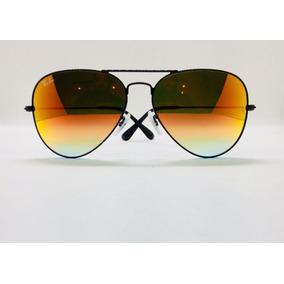 f14ffaa1b Ray Ban Aviador 3025 Vermelho - Óculos no Mercado Livre Brasil