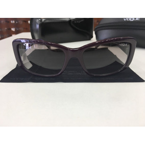 e397fea73942c Óculos De Sol Vogue Roxo - Óculos no Mercado Livre Brasil