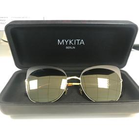 b96f7f41a Oculo Mykita Dourado De Sol Parana - Óculos no Mercado Livre Brasil