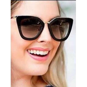 f37009e1d6 Óculos De Sol Femenino Quadrado Sem Aro Chic Nova