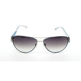 d6db08f3423cb Oculos Aviador Azul Claro Degrade - Óculos no Mercado Livre Brasil