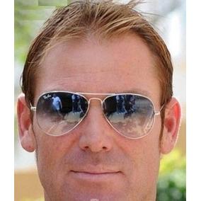 849d5770bd71c Óculos Aviador 3025 Degradê Cinza Ray Ban - Óculos no Mercado Livre ...