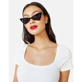 791a04accdffd Óculos De Sol Cat Eye Gato Importado - Óculos no Mercado Livre Brasil