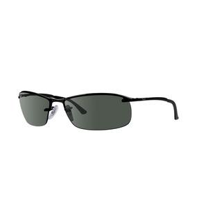cc47a9c7c856d Óculos De Sol Ray Ban Active Rb3183 006 71 Preto Original