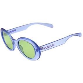 691d31a92 Polaroid Pld 6052 S - Óculos De Sol 789 Lilás Translúcido Br
