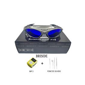 a53feda1c1827 Oculos Trump Oakley Com Fone Original - Óculos no Mercado Livre Brasil