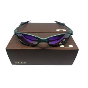 5fc02f2662dd1 Lente Do Oculos Oakley Mad Man Roxa Polarizada De Sol - Óculos no ...