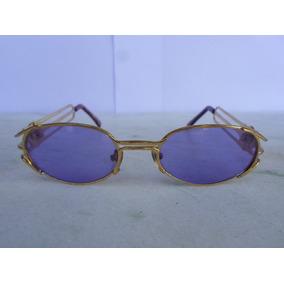 66909db777c2b Oculos Sol Antigo Vintage Retro Good Luck Anos 80 Lente Azul
