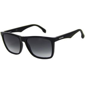 57dfcc3fdab96 Lente Carrera Sunglasses Carrera 33 8v69o Acetate Black Gra - Óculos ...
