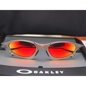 7bcc19104bb29 Culos Oakley Juliet Ruby X Men Cyclops - Óculos no Mercado Livre Brasil
