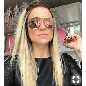 7783343b9ee9e Fina Flor Moda Feminina - Óculos no Mercado Livre Brasil