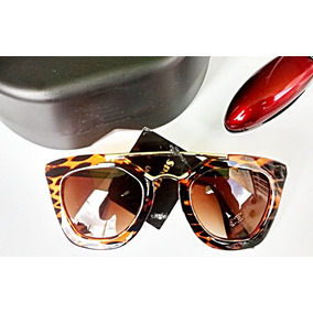 e59358d11b651 Oculos De Sol Geometricos - Óculos no Mercado Livre Brasil