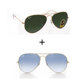 fd272d1129834 Rayban Degrade - Óculos De Sol Com proteção UV no Mercado Livre Brasil
